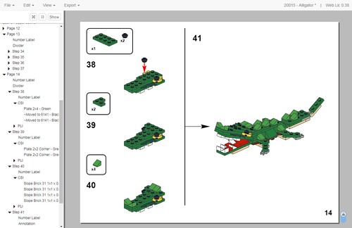 Flickriver Lego Instructions Pool