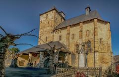 Eglise de Montory (64) (https://pays-basque-et-bearn.pagexl.com/) Tags: 64 aquitaine colinebuch eglisenotredamedelassomption france lasoule montory paysbasque eglise pyrénéesatlantiques