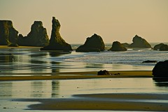 Coastal Afternoon (tvdflickr) Tags: oregoncoast beach jpeg