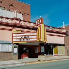 (el zopilote) Tags: trinidad colorado street cityscape townscape architecture smalltowns clouds signs hasselblad 500cm carlzeiss planarcf80mmf28t zv zeiss mediumformat kodak portra film 120 6x6