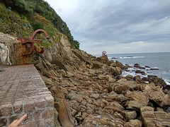 2018-10-11 11.56.22 (albyantoniazzi) Tags: sansebastián paisvasco basquecountry spain europe travel donostia chillida art sculpture