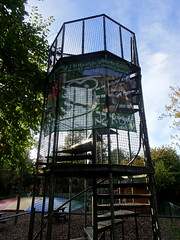 born_077 (OurTravelPics.com) Tags: born watchtower kasteelpark zoo