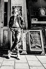 Cool... (mikeback-streetphotography) Tags: streetstyle streetphotographer stockholm streetarteverywhere streetportrait streetphotographystreet streetlife streetphoto streetartistry streetphotography street streetphotographers streetart bnw urban monochromatic monochrome mono blackwhite black blackandwhite blackandwhitephotography