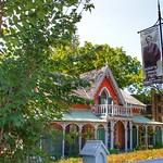Aurora Ontario - Canada  - Hillary House Museum - Historical Society - Heritage Building thumbnail