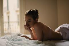 Maria (Aboutlight_) Tags: aboutlight barcelona moody portrait femenine woman model dp