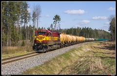 C36-7i 1506 (30.04.2016) (RvR Project) Tags: train railway c36 c367i 1506 valga estonia station diesel lokomotive work