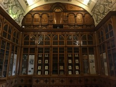 The Shakespeare Memorial Room, Birmingham Library 2018 (Dave_Johnson) Tags: midlands birmingham libraryofbirmingham birminghamlibrary library shakespearecollection shakespeare williamshakespeare shakespearememorialroom memorialroom book books westmidlands