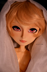 Mark, the little angel | Taeyang Filato Custom (·Kumo~Milk·^^) Tags: taeyang custom filato rewigged wig rechipped eyechips eyelashes gloss makeup freckles cute doll junplanning groove