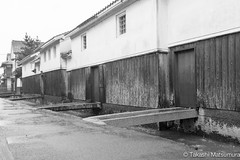 Kurayoshi B&W (takashi_matsumura) Tags: kurayoshi tottori japan bw nikon d5300 倉吉 鳥取 ngc monochrome sigma 1750mm f28 ex dc os hsm