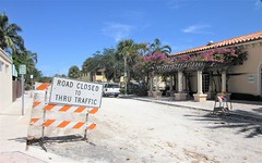 Road closed 9731 (Tangled Bank) Tags: downtown lake worth florida urban city old classic heritage vintage street photography commercial building structure architecture