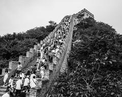 The Great Wall at Badaling (ken.larmon) Tags: touristattraction touristattractions badaling badalinggreatwall beijing china thegreatwallofchina thegreatwallofchinaatbadaling tourism travel