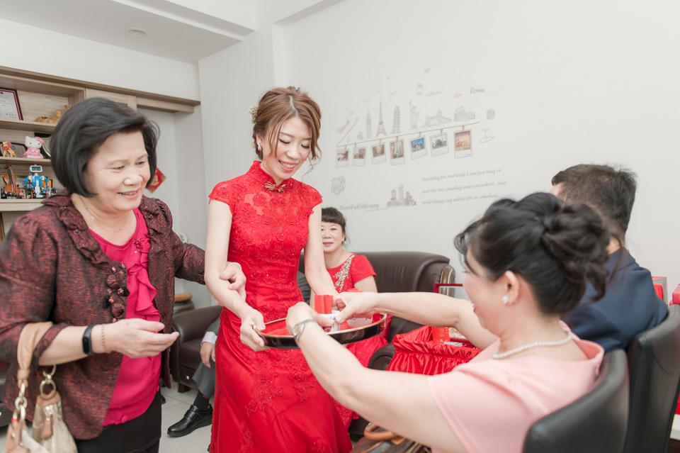台南婚攝 海中寶料理餐廳 滿滿祝福的婚禮紀錄 W & H 038
