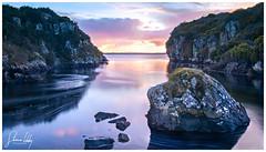 Twilight Palette (ShaunXVII) Tags: stornoway creed castlegrounds sunrise dawn twilight autumn reflection mirror theminch outerhebrides isleoflewis westernisles highlandsandislands scotland scottishislands nature colour tones nikon landscapes landscape photography leefilters longexposure