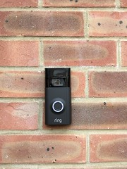 "Ring V2 Video Doorbell Installed in Harrow HA2, London. Full HD Video Doorbell with Chime. • <a style=""font-size:0.8em;"" href=""http://www.flickr.com/photos/161212411@N07/45719610402/"" target=""_blank"">View on Flickr</a>"