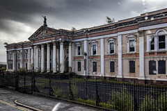 Northern Ireland Belfast_008 (Anthony Britton) Tags: northernireland canonesom5 1122mlens 18150mlens belfast titanic museum sea belfastport