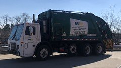 Waste Management Rearloader (IWS-15) Tags: macktrucks wastemanagement wm garbage trash trashtruck recyclingtruck rearloder mackle garbagetruck mcneilus mack