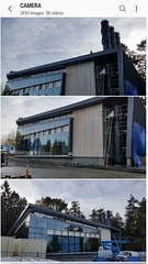 UVic Heating Plant Triptych (Bill 2.2 Million views) Tags: univesityofvictoria uvic heatingplant galaxynote5