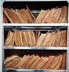 Stasi Zentrale Berlin - Stasi-Akten (Berliner1963) Tags: deutschland germany berlin lichtenberg staatssicherheit stasi geheimdienst ddr gdr akten papier paper