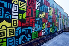 Nate Otto (drew*in*chicago) Tags: chicago street art artist 2018 paint painter color explosion outdoor mural tag