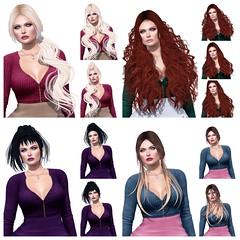 Exile Hair Fair 2018 (kirstentacular) Tags: arte cae catwa ebento exile hairfair justbecause league maitreya