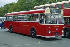 DONNINGTON 300918 9RDV (SIMON A W BEESTON) Tags: showbus donnington 9 devongeneral marshall aec reliance 9rdv