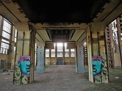 Dake25 / Langerbrugge - 5 okt 2018 (Ferdinand 'Ferre' Feys) Tags: gent ghent gand belgium belgique belgië streetart artdelarue graffitiart graffiti graff urbanart urbanarte arteurbano ferdinandfeys