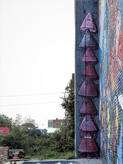 Bisser / BIY - 6 okt 2018 (Ferdinand 'Ferre' Feys) Tags: gent ghent gand belgium belgique belgië streetart artdelarue graffitiart graffiti graff urbanart urbanarte arteurbano ferdinandfeys bisser