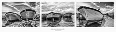 The Boats... (Samuele81) Tags: boats barche biancoenero black blackandwhite bw bellezza bianco natura nikon nature nero sigma1770 sigma sea mare libertà landscape
