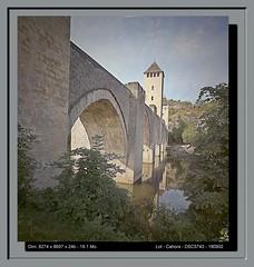 Lot - Cahors (chatka2004) Tags: france lot cahors lepontvalentré pontmédiéval