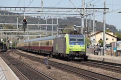 AKE Rheingold (daveymills37886) Tags: 485 010 liestal bls baureihe cargo traxx