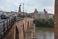 DSC_0141 (Lynn Rainard) Tags: rainard france october2018 montauban pont vieux 14th century brick bridge