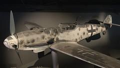 EC5F9994_PP (Warren Meyer) Tags: australianwarmemorial messerschmitt bf109 museum canberra