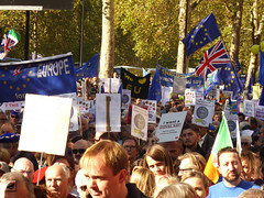 March for People's Vote (The Crow2) Tags: thecrow2 london uk anglia england 2018 march demonstration europe brexit peoplesvote panasonic dmctz70