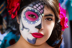 (Abel AP) Tags: people diadelosmuertos dayofthedead culture cultural cultura mexicanamericanculture celebration festival diasanjose sanjose california usa bayarea sanfranciscobayarea portrait portraiture abelalcantarphotography