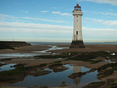 DSCF1704 Lighthouse, New Brighton, Wirral (Anand Leo) Tags: lighthouse perchrock newbrighton liverpoolbay merseyestuary wirral