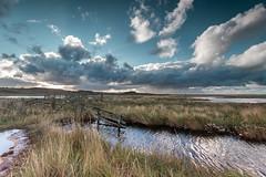 Salthouse Marsh (andybam1955) Tags: autumn landscape coastal sky northnorfolk rural autumnlight norfolk salthousemarsh