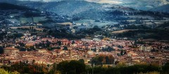 Sketches of Italy: Città di Castello (Bebo_cik) Tags: flickrtravelaward italy landscape country