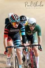 National Omnium Championships (Paul_Wheeler) Tags: cycling uk derby track velodrome arena racing omnium british