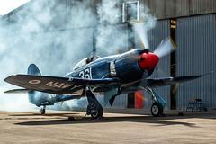 G-CBEL | Hawker Sea Fury Mk.II (JRC | Aviation Photography) Tags: boh eghh bournemouthairport hawkerseafurymkii hawkerseafury gcbel