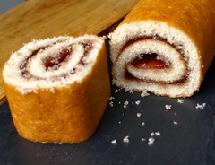 Swiss Roll (Tony Worrall) Tags: food foodie foodophile foodporn foodpictures foodstuff foodpics eat eaten cook cookery cooked cooking dish chef dine plated make meal ilobsterit instagram grub buy sell sale bought stock item color ingrediants lunch devour taste tasty freshtaste menu made mealtime chow nice picturesoffood photos foodphotography treat british bake cake sweet sugar