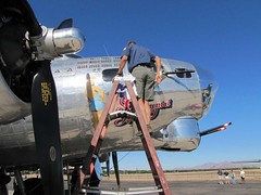 "Boeing B-17G Flying Fortress 2 • <a style=""font-size:0.8em;"" href=""http://www.flickr.com/photos/81723459@N04/31278554428/"" target=""_blank"">View on Flickr</a>"