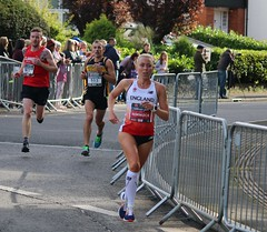 Danni Nimmock - Commonwealth Half Marathon (Sum_of_Marc) Tags: half marathon cardiff 2018 october commonwealth champs championships run running sport athletics runner runners uk wales caerdydd cymru race roath park roathpark road nimmock england