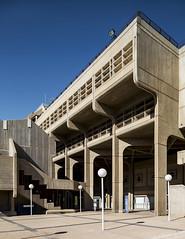 Faculty of Humanities and Social Sciences - Ben-Gurion University of the Negev. (Stefano Perego Photography) Tags: stepegphotography stefano perego building concrete modernism modernist brutalism brutalist modern architecture design