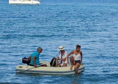 Landing on Tsilivi Beach (RobW_) Tags: dirk annie michelle yacht esprit freddiesbar tsilivi beach zakynthos greece sunday 07oct2018 october 2018