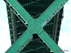 LIONS GATE BRIDGE (Chava Ortega MX) Tags: lionsgatebridge vancouver vancity cityofvancouver stanleypark