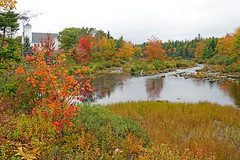 DSC03216 - Mill Pond & Church (archer10 (Dennis) 196M Views) Tags: timberlea sony a6300 ilce6300 18200mm 1650mm mirrorless free freepicture archer10 dennis jarvis dennisgjarvis dennisjarvis iamcanadian novascotia canada autumn fall colours trees