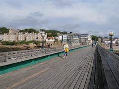 Clevedon Pier (Dubris) Tags: england somerset clevedon clevedonpier seaside coast