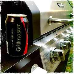 Grill master (awevans4) Tags: coke grill cooking barbeque hipstamatic cookout barbecue newhampshire newengland somersworth backyard cokecola grillmaster