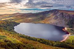 Guinness Lake (sfabisuk) Tags: ireland lake dublin wicklow nature landscape