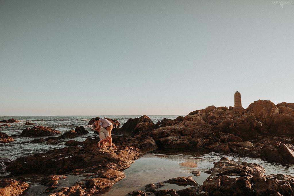 014 - ZAPAROWANA - Sesja dla zakochanych za granicą Porto Portugalia